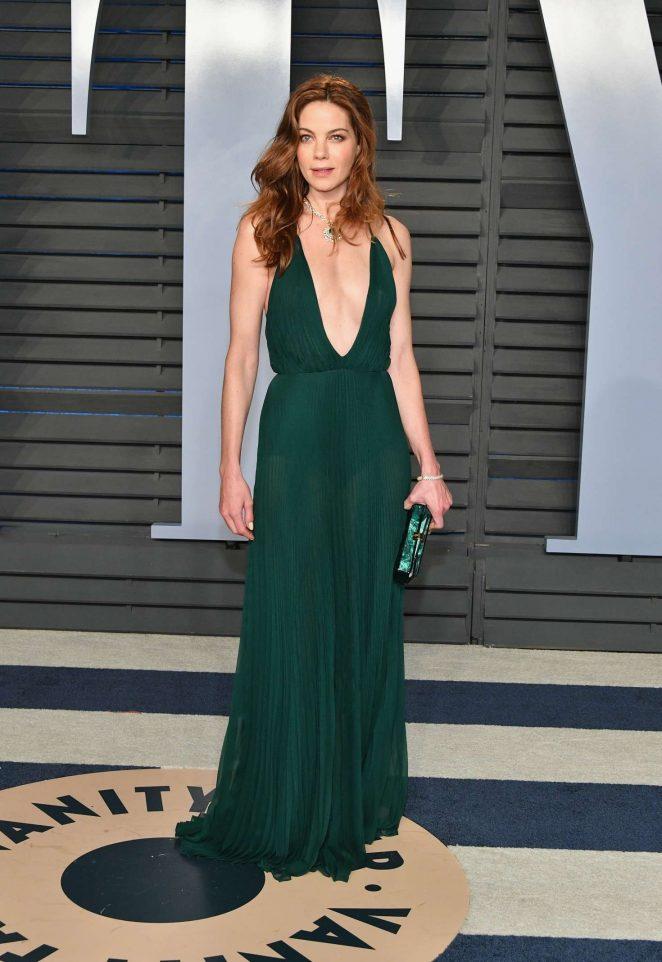 Michelle Monaghan - 2018 Vanity Fair Oscar Party in Hollywood