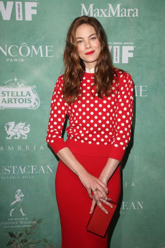 Michelle Monaghan - 2018 Women in Film Pre-Oscar Cocktail Party in Beverly Hills