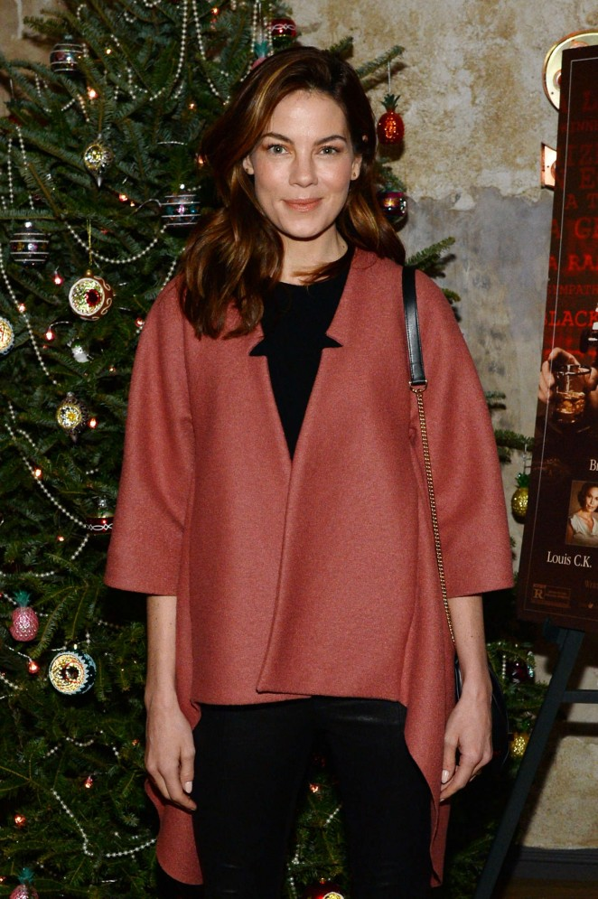 Michelle Monaghan - Attend a celebration for Bryan Cranston in NYC