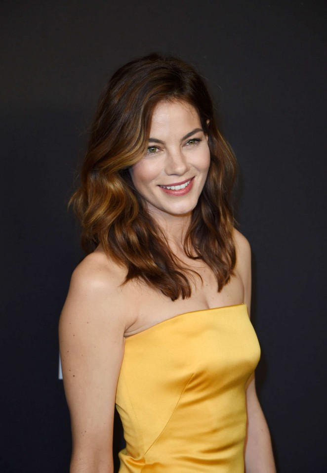 Michelle Monaghan - InStyle and Warner Bros 2016 Golden Globe Awards Post-Party in Beverly Hills