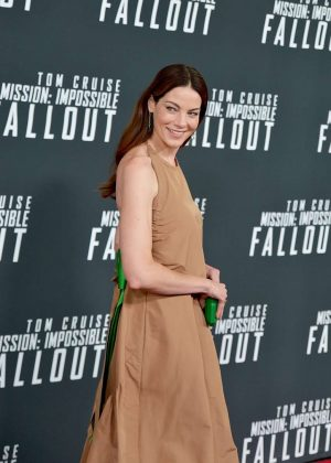 Michelle Monaghan - 'Mission: Impossible: Fallout' Premiere in Washington