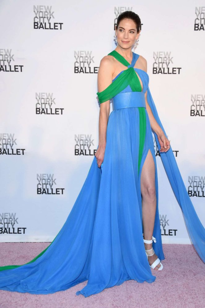 Michelle Monaghan - New York City Ballets 2017 Fall Fashion Gala