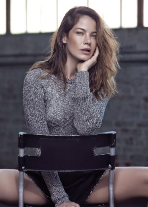 Michelle Monaghan - NO TOFU Magazine (May 2016)