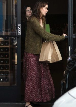 Michelle Monaghan - Out in Los Angeles