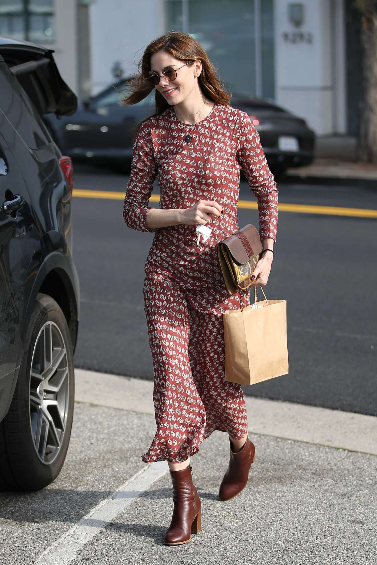 Michelle monaghan shopping in beverly hills - 2019 year