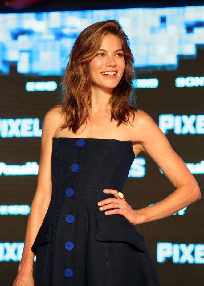 Michelle Monaghan - 'Pixels' Photocall in Cancun