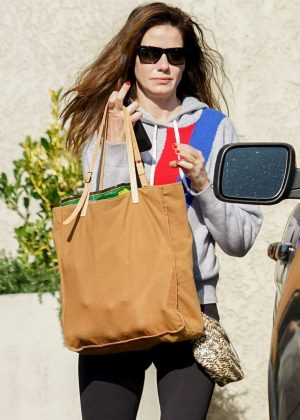 Michelle Monaghan - Shopping at Gelson's Market in Los Feliz