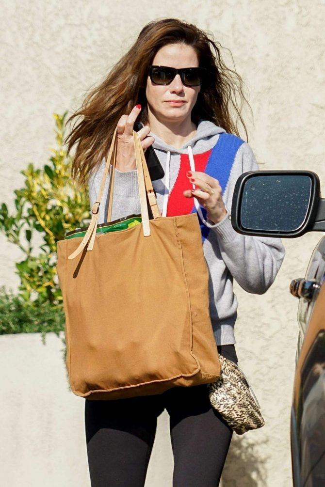 Michelle Monaghan – Shopping at Gelson's Market in Los Feliz