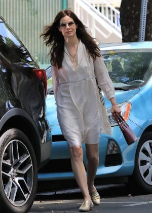 Michelle Monaghan - Shopping in Los Angeles