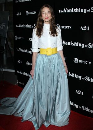 Michelle Monaghan - 'The Vanishing of Sidney Hall' Premiere in Los Angeles