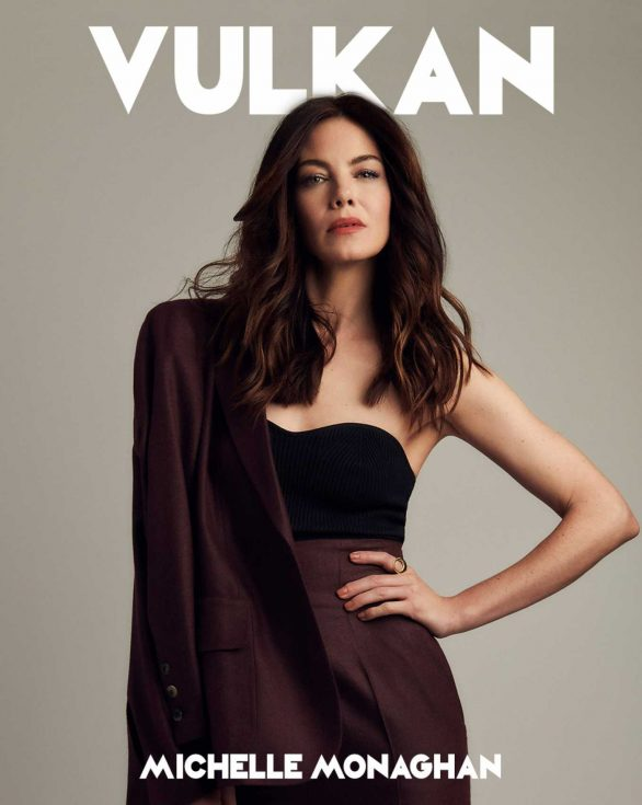 Michelle Monaghan - Vulkan magazine (February 2020)