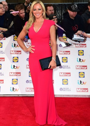 Michelle Mone - 2015 Pride of Britain Awards in London