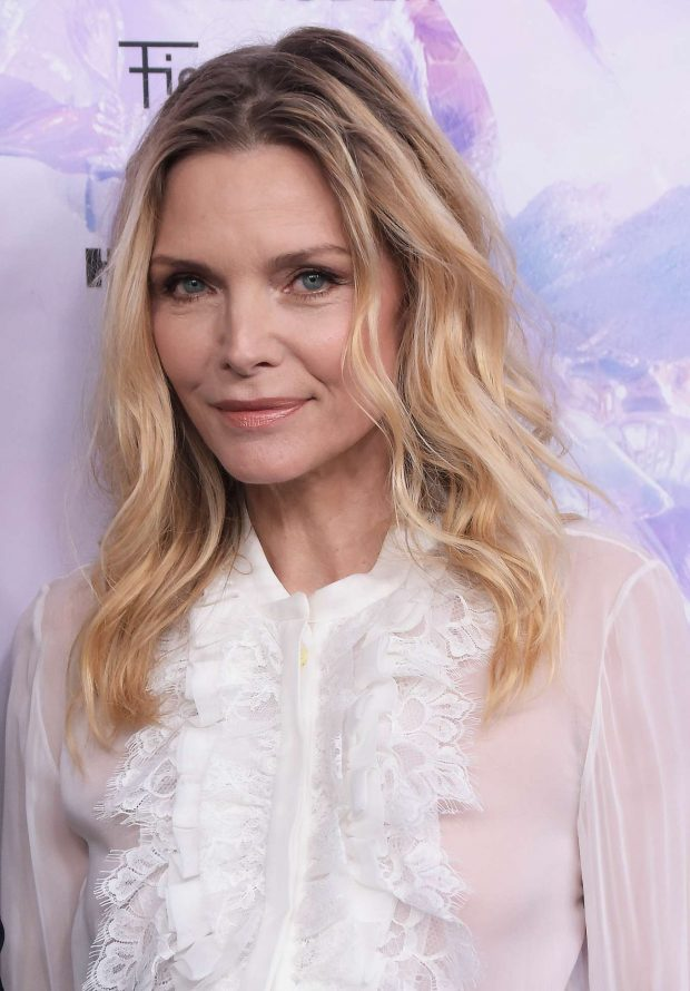 Michelle Pfeiffer - 2019 Fragrance Foundation Awards in New York