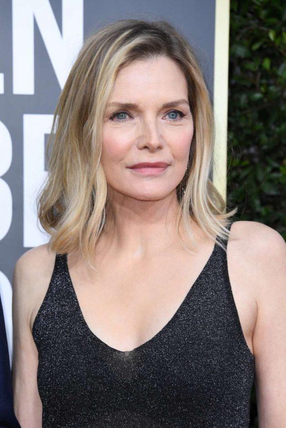 Michelle Pfeiffer - 2020 Golden Globe Awards in Beverly Hills