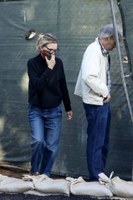 Michelle Pfeiffer and David E. Kelley - On their New Home