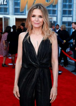 Michelle Pfeiffer - 'Ant-Man and The Wasp' Premiere in Los Angeles