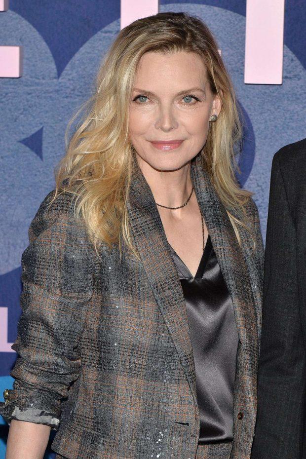 Michelle Pfeiffer - 'Big Little Lies' Season 2 Premiere in NYC