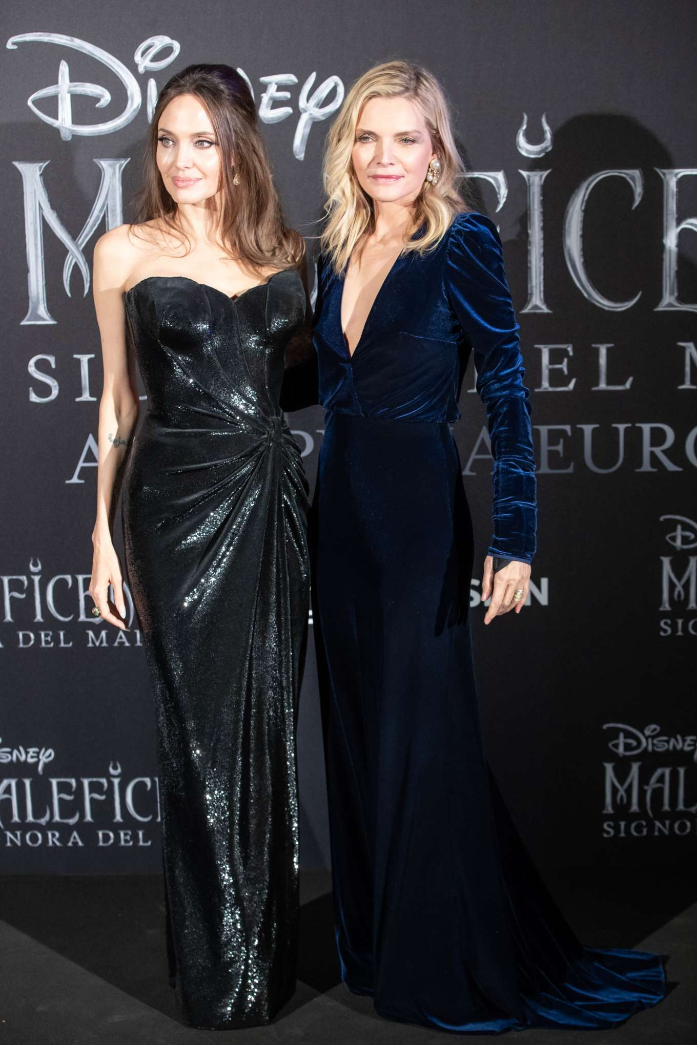 Michelle Pfeiffer 2019 : Michelle Pfeiffer – Maleficent: Mistress Of Evil Premiere in Rome-01