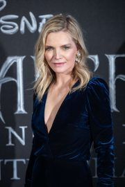 Michelle Pfeiffer - 'Maleficent: Mistress Of Evil' Premiere in Rome
