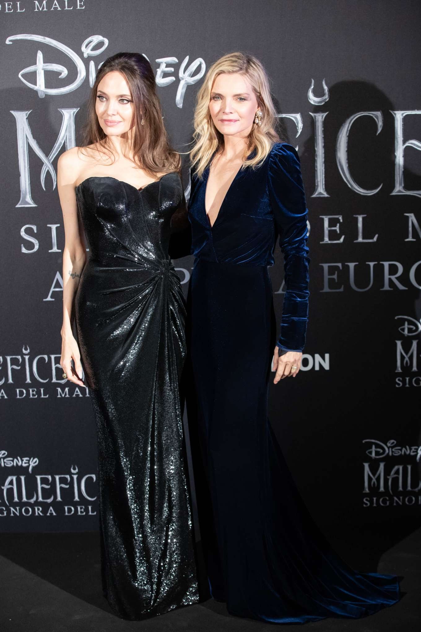 Michelle Pfeiffer 2019 : Michelle Pfeiffer – Maleficent: Mistress Of Evil Premiere in Rome-09
