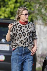 Michelle Pfeiffer - Out in the Pacific Palisades