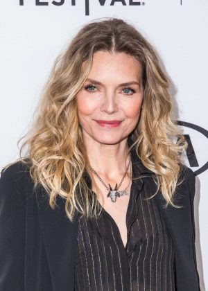 Michelle Pfeiffer - 'Scarface' 35th Anniversary Cast at 2018 Tribeca Film Festival in NYC