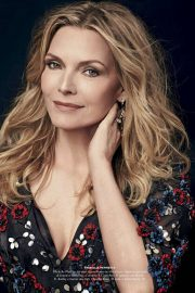 Michelle Pfeiffer - Vanity Fair Italy Magazine (October 2019)