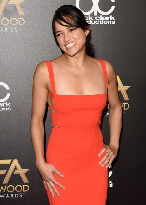 Michelle Rodriguez - 2015 Hollywood Film Awards in Beverly Hills