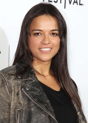 """Michelle Rodriguez - """"Live From New York!"""" Premiere at 2015 Tribeca Film Festival in NY"""