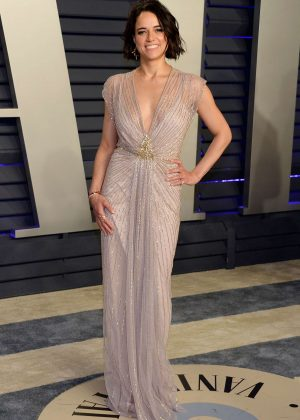 Michelle Rodriguez - 2019 Vanity Fair Oscar Party in Beverly Hills