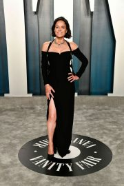 Michelle Rodriguez - 2020 Vanity Fair Oscar Party in Beverly Hills