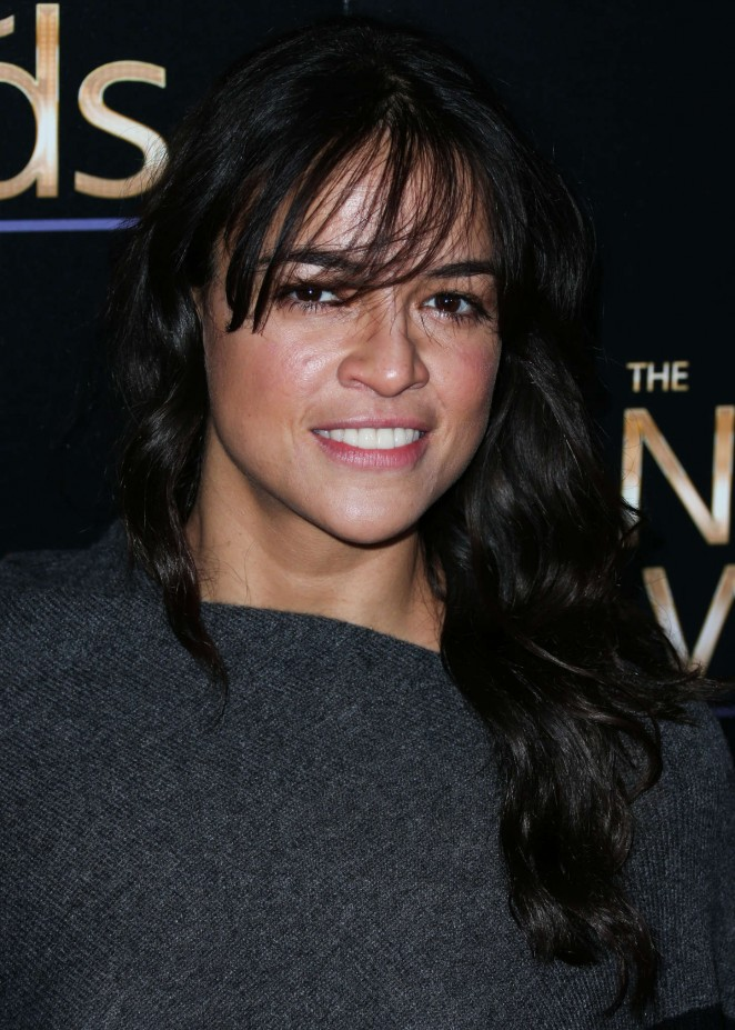 Michelle Rodriguez - Noble Awards 2015 in Beverly Hills