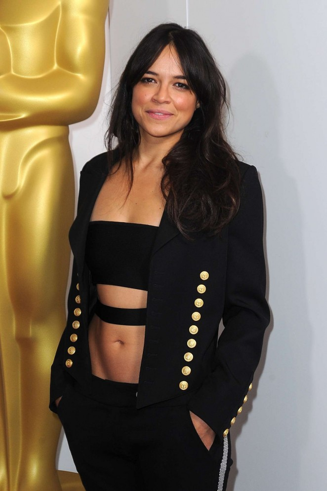 Michelle Rodriguez - 2015 Student Academy Awards Ceremony in LA