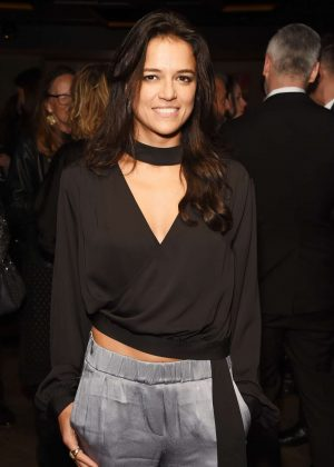 Michelle Rodriguez - 62nd BFI London Film Festival Opening Night Gala Party in London