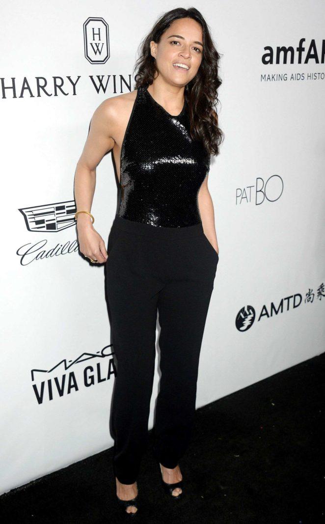 Michelle Rodriguez - amfAR Gala Los Angeles 2017 in Beverly Hills