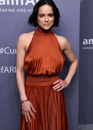 Michelle Rodriguez - amfAR New York Gala 2019 in NYC