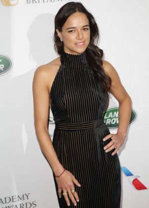 Michelle Rodriguez - British Academy Britannia Awards 2018 in LA