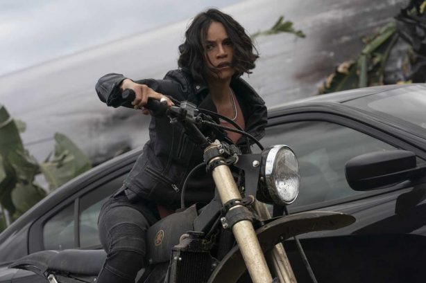 Michelle Rodriguez - 'Fast and Furious 9' 2020 - Stills and Promos