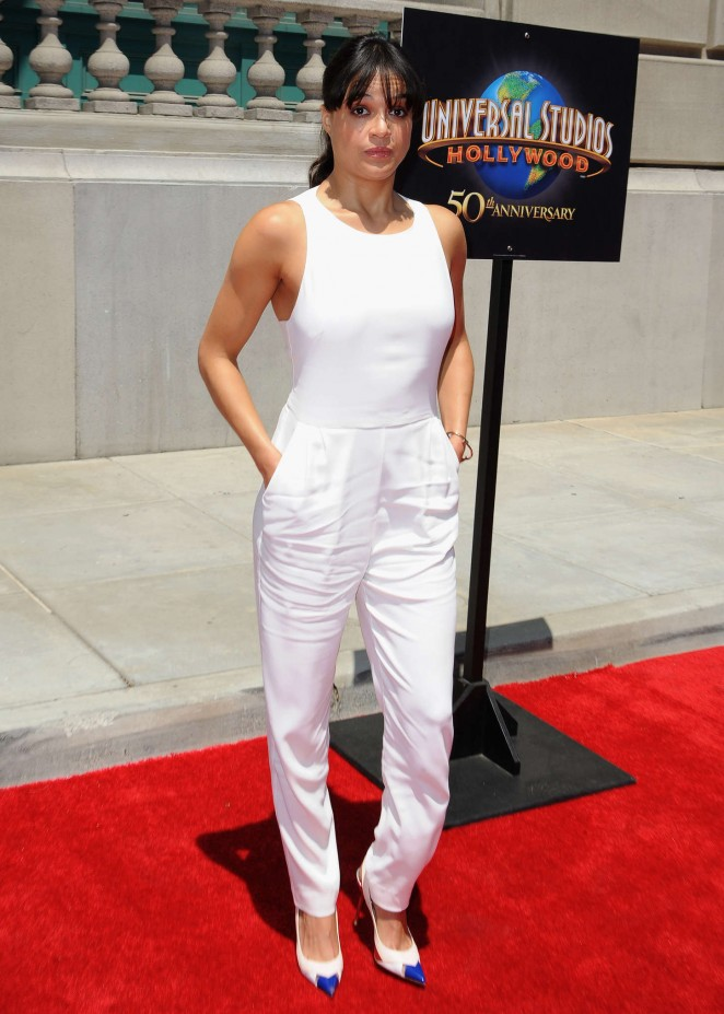 Michelle Rodriguez: Fast and Furious Supercharged Premiere -20