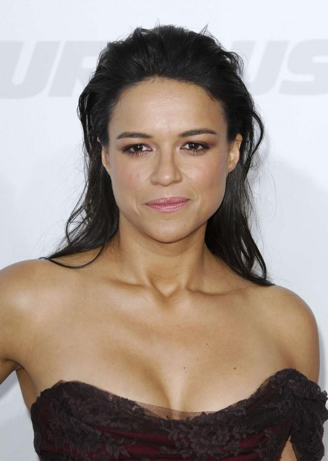 "Michelle Rodriguez - ""Furious 7"" Premiere in LA"