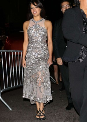 Michelle Rodriguez - Harpers Bazaar ICONS Event in NY