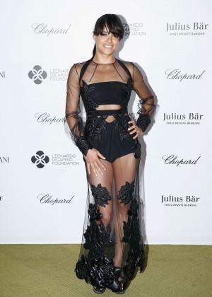Michelle Rodriguez - Leonardo DiCaprio's Charity Gala in St. Tropez