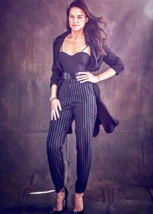 Michelle Rodriguez - Moves Magazine (December 2018)
