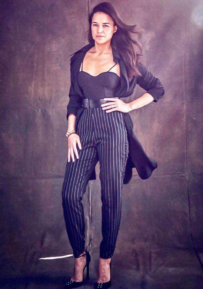 Michelle Rodriguez – Moves Magazine (December 2018)