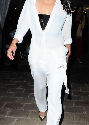 Michelle Rodriguez in White -04
