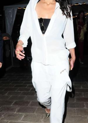 Michelle Rodriguez in White -09