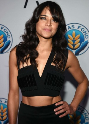 Michelle Rodriguez - Unitas Gala against Sex Trafficking in NYC