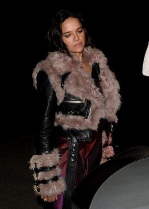 Michelle Rodriguez - WME Pre-Oscar Party in LA