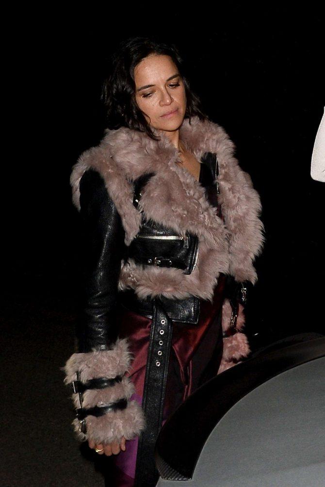 Michelle Rodriguez – WME Pre-Oscar Party in LA