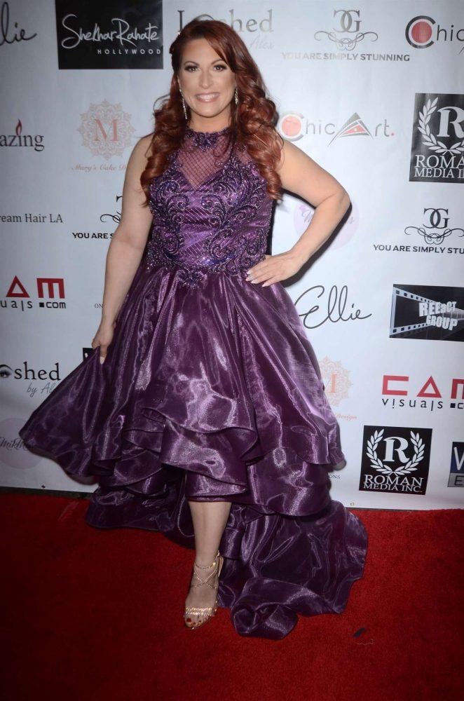 Michelle Romano – 2018 Roman Media Pre-Oscars Event in Hollywood